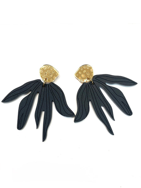 FORASTERA- Flores  N. 03 Earrings (more colors available)