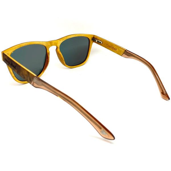 Herny's Wood - Sunglasses - Camber - Walnut Burl
