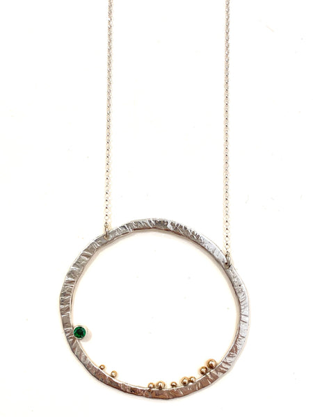 ROQUE DESIGNS- Orbital Pendant