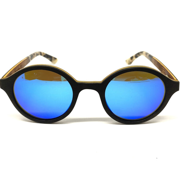 Herny's Wood - Sunglasses- Guaora F - Ebony