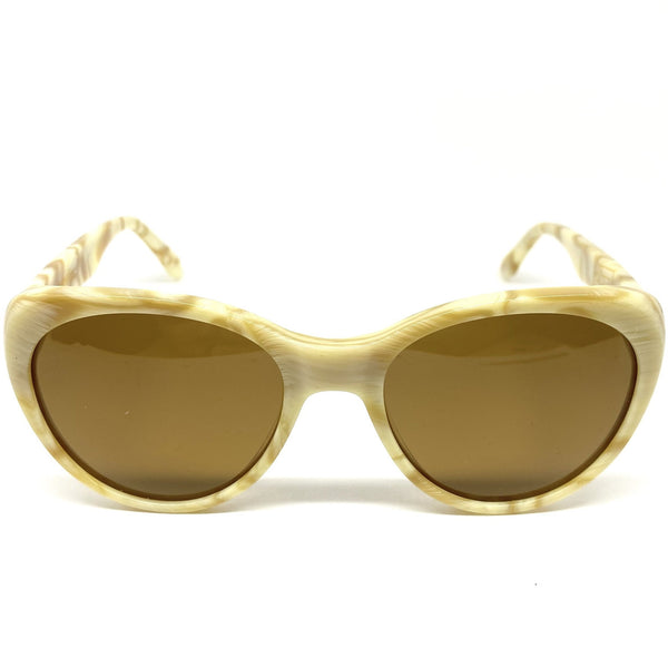 Herny's Wood - Sunglasses - Jamelia - Sandy Acetate