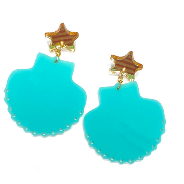M3 by MÓNICA - MARYMAR EARRINGS (more colors available)