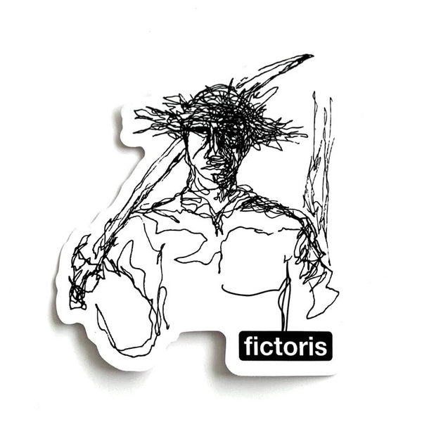 FICTORIS- Stickers - Jíbaro