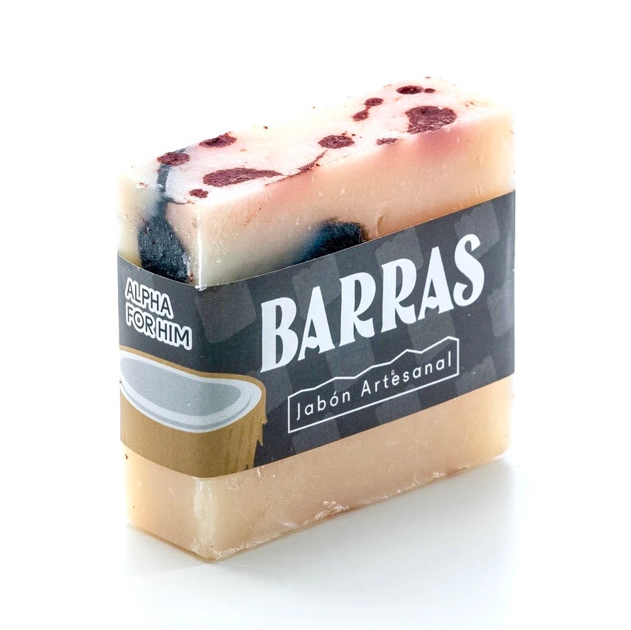BARRAS -  Alpha Shaving Soap Bar for Him