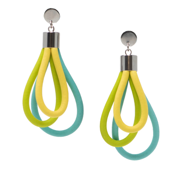 KNOT PREDICTABLE- Strand Earrings