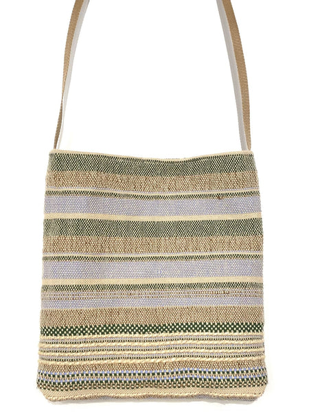 JAY RODRIGUEZ- Market Bag - Double-Sided Weave