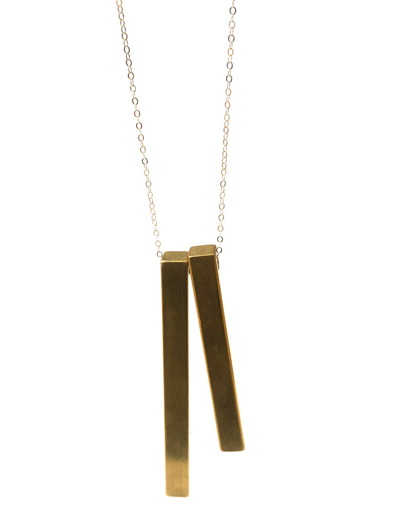 LUCA- GEOMETRY NECKLACE