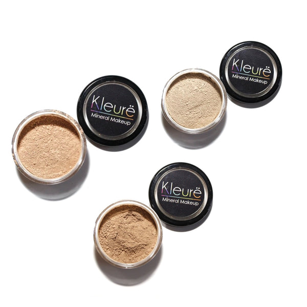 KLEURË- Face Powder - Mineral Foundation