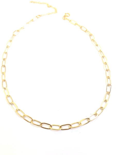 MUNS- CLUSTER NECKLACE- 12 INCHES