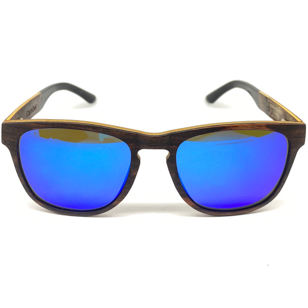 Herny's Wood - Sunglasses - Camber - Ebony Wood