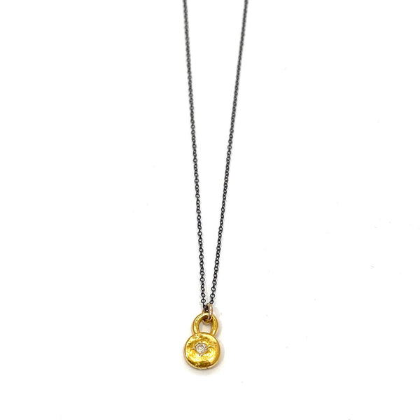 MONIQUE MICHELE- Cubic Zirconia Necklace