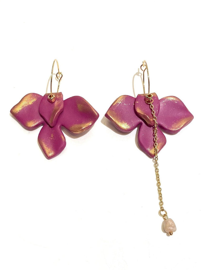 COCOLEÉ- Petals  Earrings