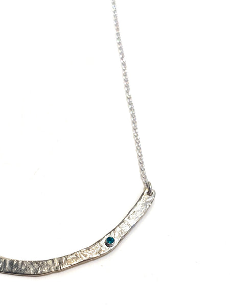 ROQUE DESIGNS- Moon Pendant