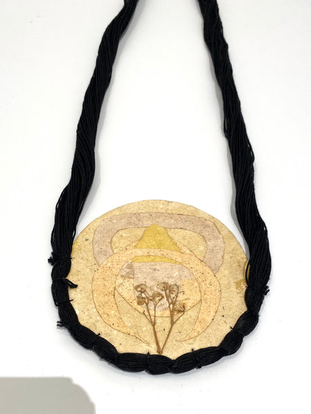 ECO FACTORÍA- Reversible Necklace