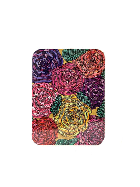 SUSANA CACHO- Sticker - Multicolor Roses