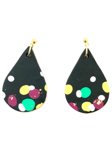 COCOLEÉ - CONFETTI EARRINGS (more colors available)