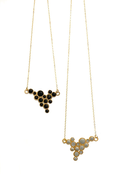 DEKOKRETE - Bubble Necklace Golden