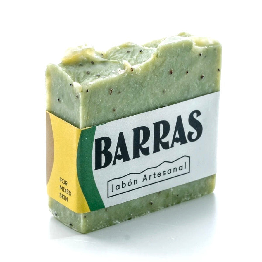 BARRAS- Avocado Oil
