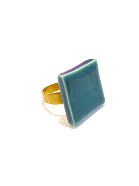 ITSARI - Rings - Square (more colors available)