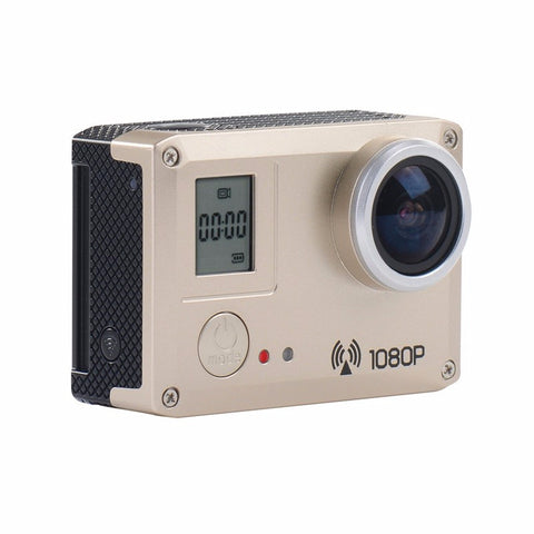 Outdoor Wifi Action Sports Camera Camcorder Digital Cam Video HD DV Car DVRWaterproof 30M Shockproof 20MP 1080P