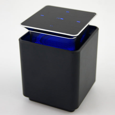 New Style Magnetic Levitation Bluetooth Speaker Touch Screen Hands-free