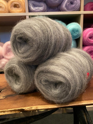 Alpaca Medium Grey 100g