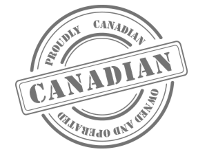 Proudly Canadian Owned and Operated