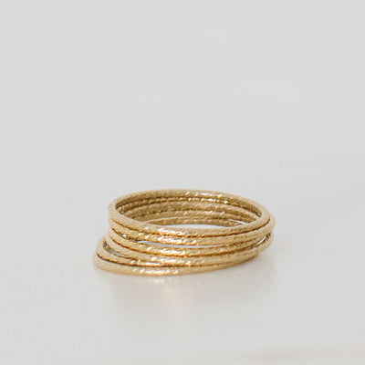 Stella Sparkle Stacking Ring