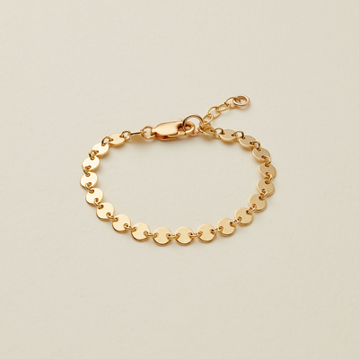 Baby Poppy Bracelet | The Little's Collection