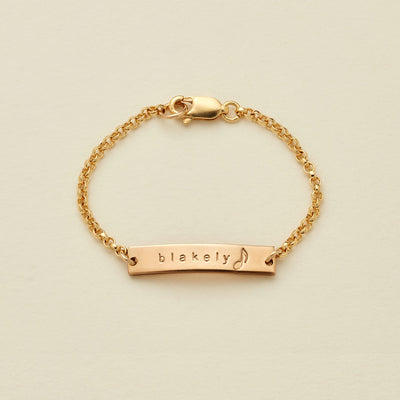 Mini Bar Bracelet | The Little's Collection