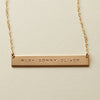 "Everly (1.75"") Bar Necklace"