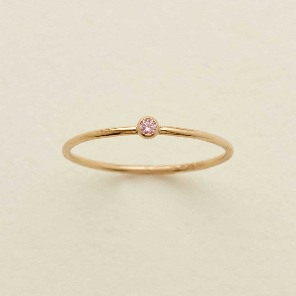 the latest reputable site usa cheap sale October Birthstone Ring – Made By Mary