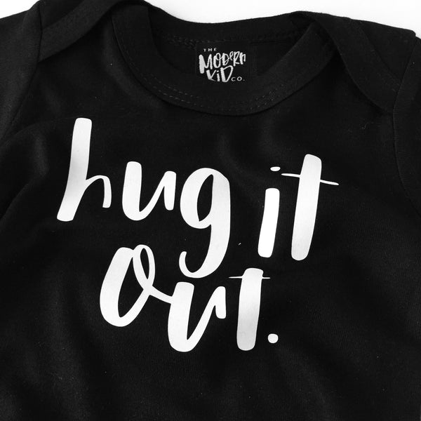 Hug It Out Onesie