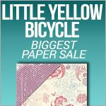 Clearance - Little Yellow Bike Products