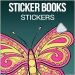 Design Originals Sticker Books