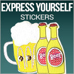 Express Yourself 3D Stickers