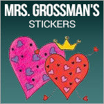 Mrs. Grossman's Stickers