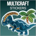Multicraft Stickers