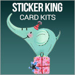 Sticker King Stickers