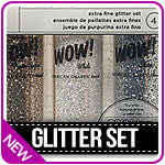 American Crafts Glitter Set