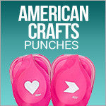 American Crafts Punches
