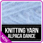 Knitting Yarn Alpaca Dance