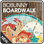 Bo Bunny Boardwalk Collection