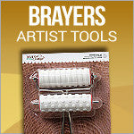 Brayers & Rollers