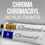 Chromacryl A2 Acylic Paints