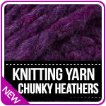 Knitting Yarn Serenity Chunky Heathers