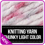 Knitting Yarn Serenity Chunky Light