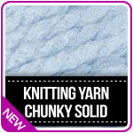 Knitting Yarn Serenity Chunky Solid