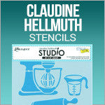 Claudine Hellmuth Stencils