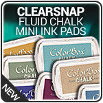 Colorbox Fluid Chalk Mini Ink Pads
